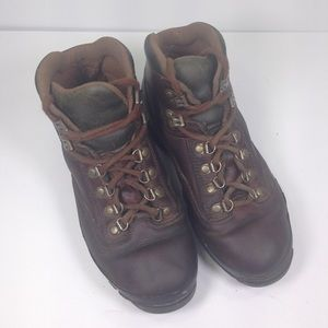Timberland 95310  Ankle Boots 9 M Brown Leather